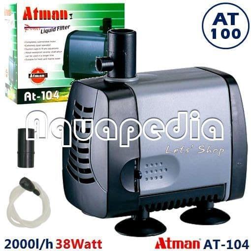Jual ATMAN AT-104 Pompa Celup Aquarium Kolam Submersible ...