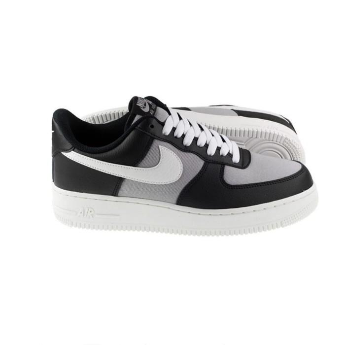 Jual Sepatu Nike Air Force 1 07 'Black