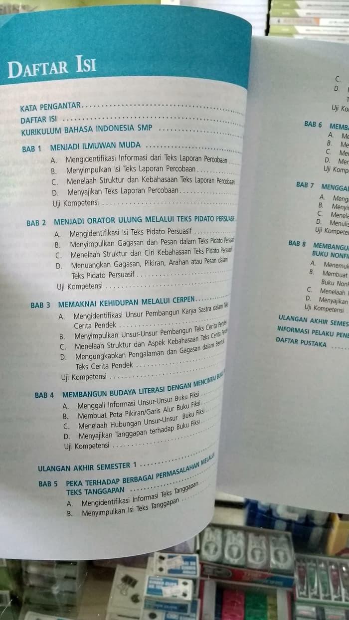 Jual Smp Marbi Mahir Berbahasa Indonesia 3 Untuk Smp Mts Kelas Ix Jakarta Barat Bang Jan Tokopedia