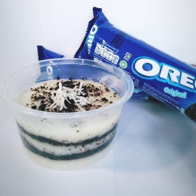 Jual Oreo Cheesecake Dessert Cup 300ml Kota Bandung Dapur Nida