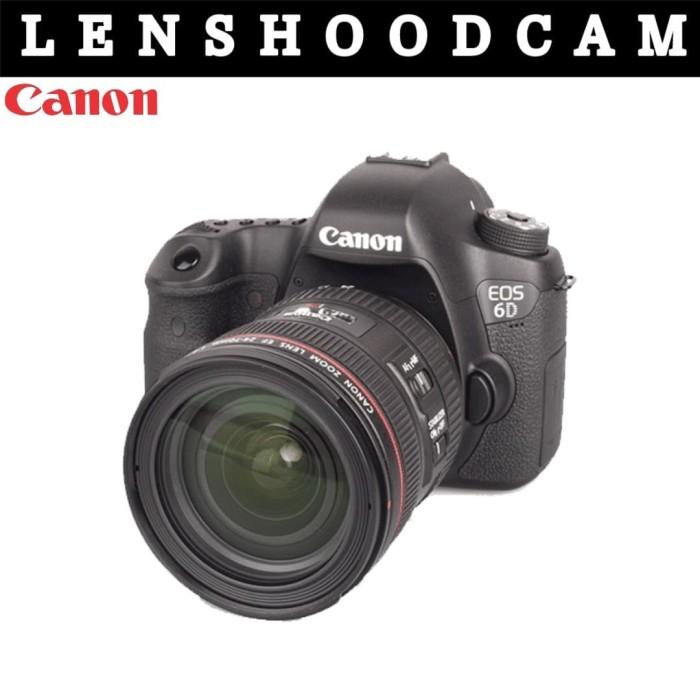 harga Kamera canon eos 6d kit 24-70 is usm Tokopedia.com