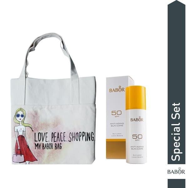 harga Babor sunblock high protection sun lotion spf 50 Tokopedia.com
