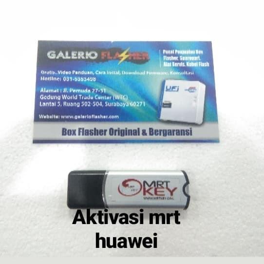 Jual AKTIVASI HUAWEI MRT - Kota Surabaya - Galerio FLasher | Tokopedia