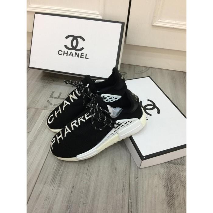 purchase cheap 1688a aeacd Jual Sepatu Chanel x Pharrell Williams x Adidas 480-1 YY - Kota Batam -  Yaya Butik | Tokopedia