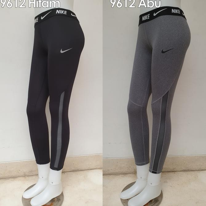 Jual Celana Legging Sport Wanita Panjang Nike Grade Premium Compression Gym Kota Bandung Sport Station 505 Tokopedia