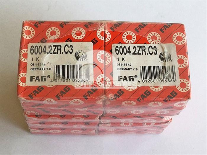 NIB FAG  Roller Bearing    6004.2ZR.C3