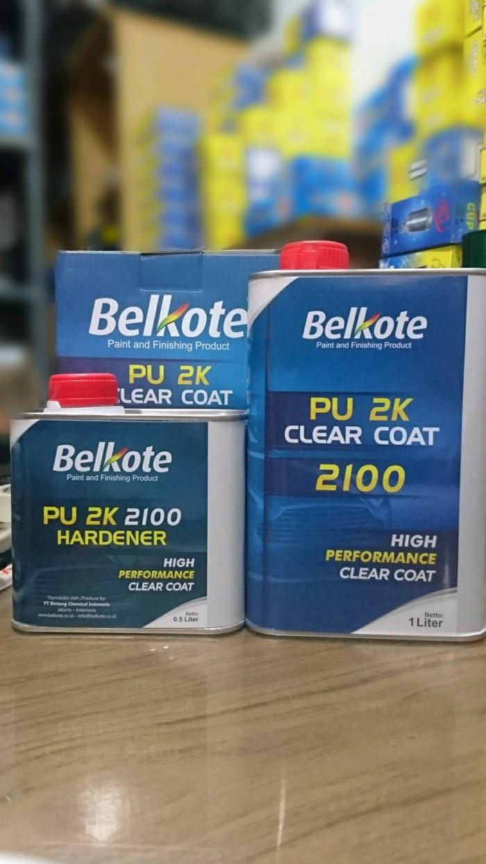 Jual vernish Belkote PU 2K 2100 limited stock - Kab  Blora - kikiiiiiii |  Tokopedia