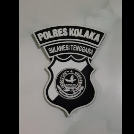 Jual Patch Rubber Custom Pesanan Logo Khusus Minimum 10 Pcs Kab Bandung Dn 17 Army Shop Tokopedia