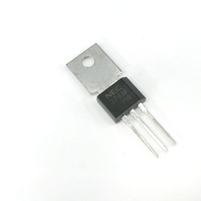 2P4M Thyristor from NEC