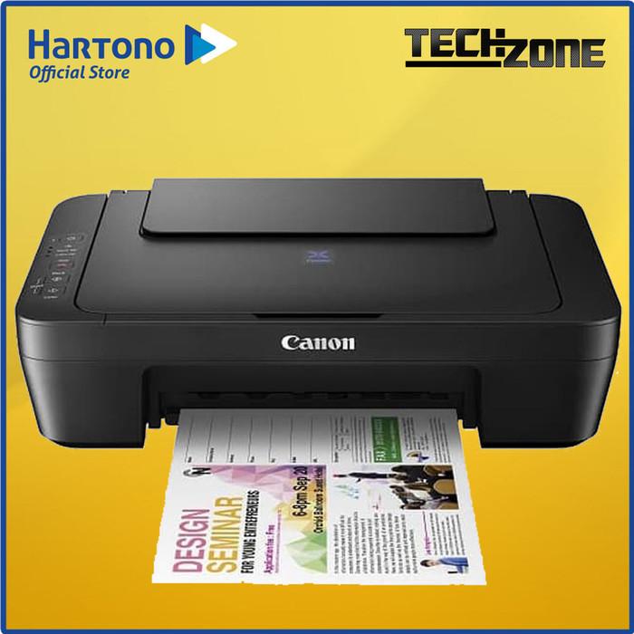 harga Canon - multifunction ink jet pixma_e410 Tokopedia.com
