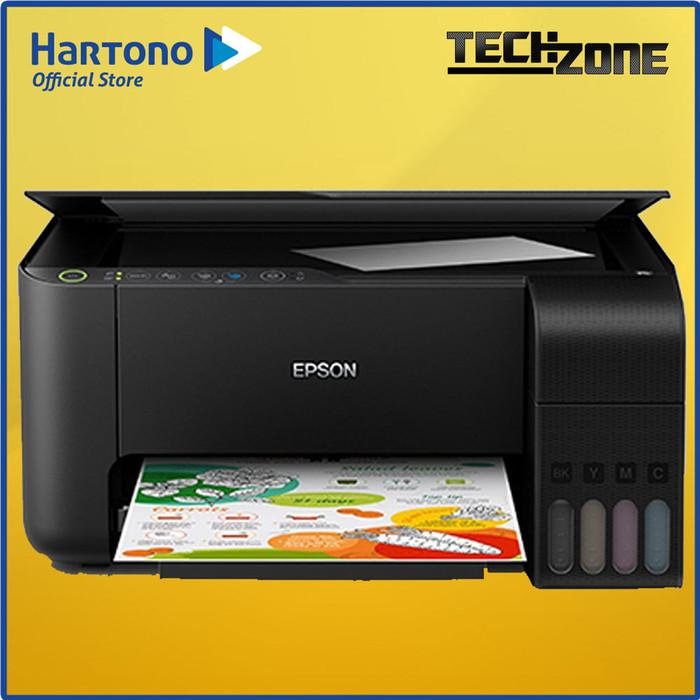 harga Epson - multifunction ink jet printer l3150 Tokopedia.com