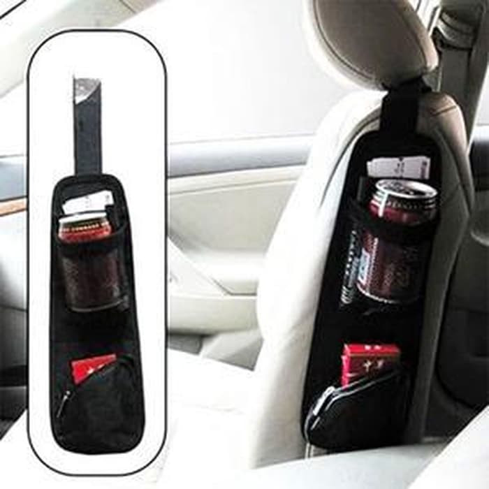 Foto Produk Chair side pocket kantong samping jok mobil dari Toko Hoki Makmur