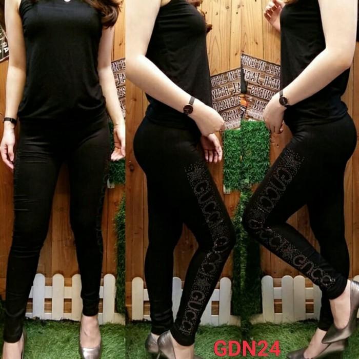 Jual Gdn24 Celana Legging Gc Mote Blink Blink Gucc1 Star Import Kota Pekalongan Model Baju Modernku Tokopedia