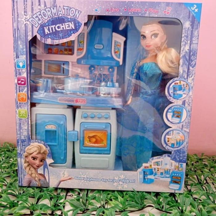 Jual Mainan Kitchen Set Frozen Mainan Anak Kab Sidoarjo Sidoarjo Toys Tokopedia