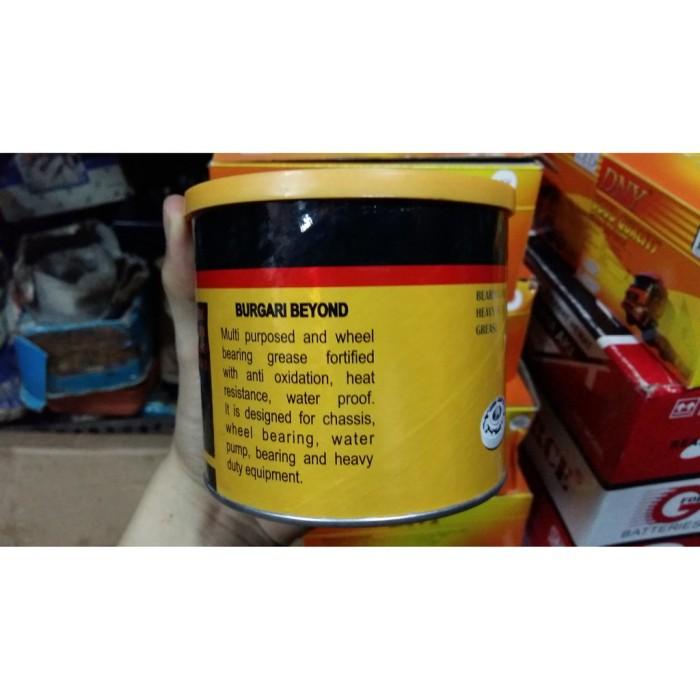 Jual Burgari Semi Synthetic Lithium Bearing Grease No  3 GB Gemuk Pelumas H  - Jakarta Timur - Cibalank2 | Tokopedia