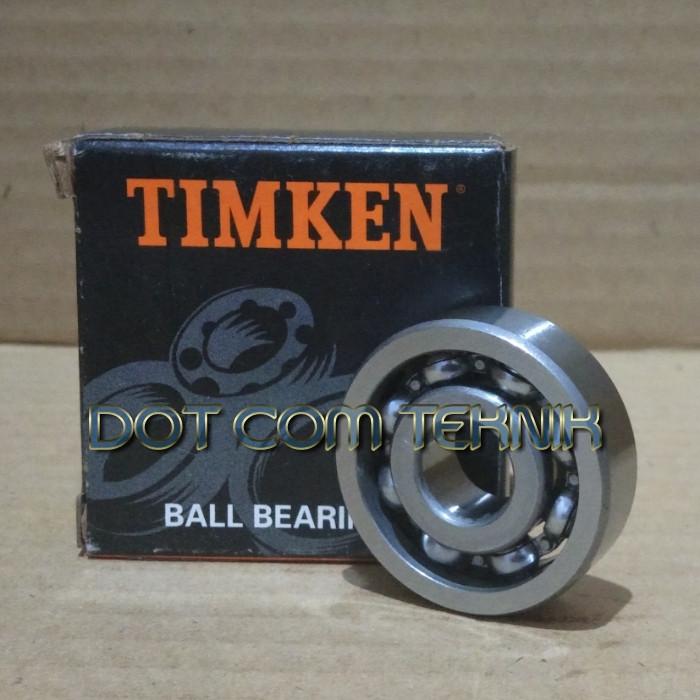 TIMKEN Ball Bearing 6903 2RS Size 17mm x 30mm x 7mm