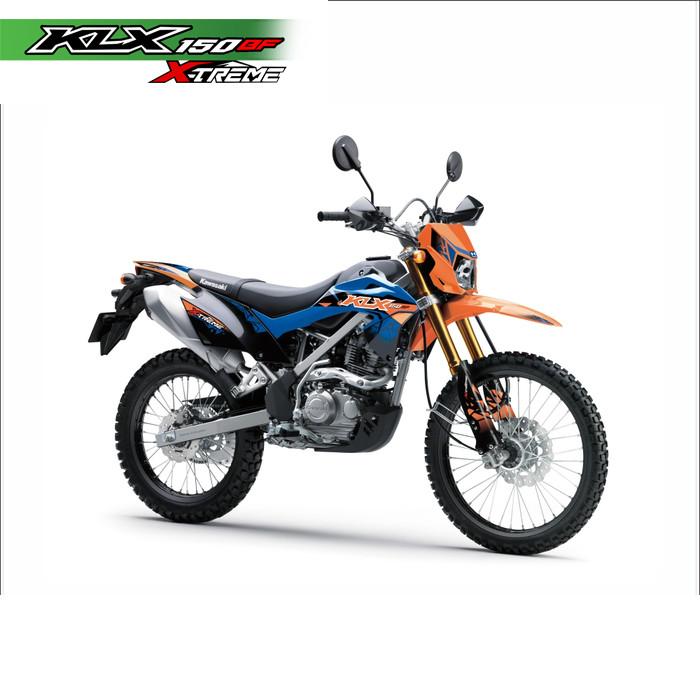 harga Kawasaki klx bf 150 se extrime [red] - otr pontianak Tokopedia.com