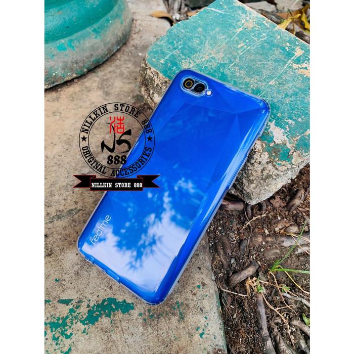 harga Oppo realme c2 liquid crystal soft case silikon jelly transparan Tokopedia.com