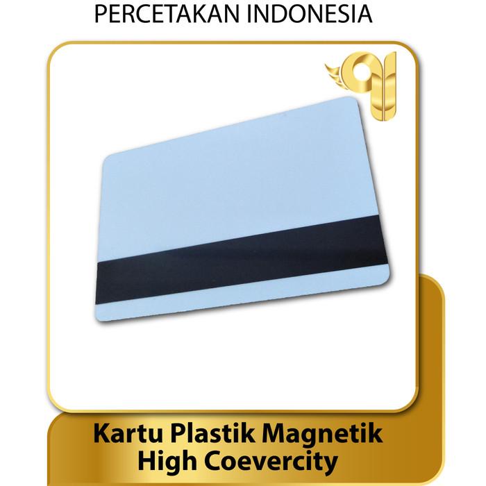 Jual 250 pcs Kartu Magnetik Hi-Co / Magnetic Card/Kartu Magnetik/ Rfid Card  - Jakarta Selatan - PERCETAKAN INDONESIA   Tokopedia