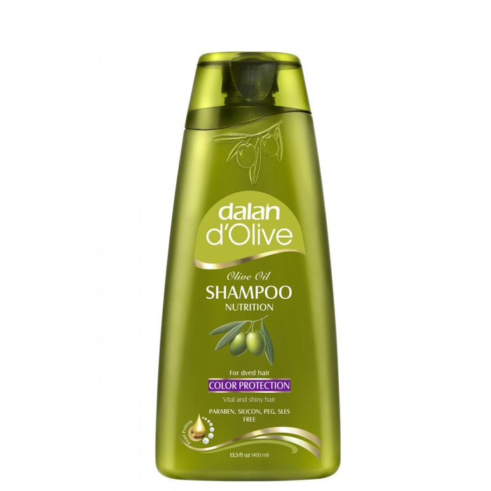 harga Dalan d'olive shampoo color protection 400ml - fs Tokopedia.com