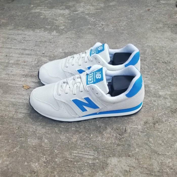 Jual New Balance ML 373 Grey / Blue - Kab. Bogor - dips.on | Tokopedia