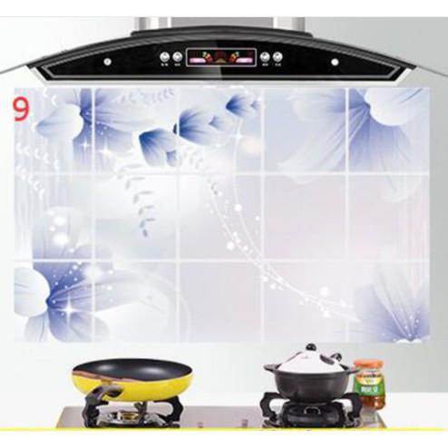 Stiker Dinding Anti Minyak / Anti Oil Kitchen Wall Sticker Yashinao - Buah