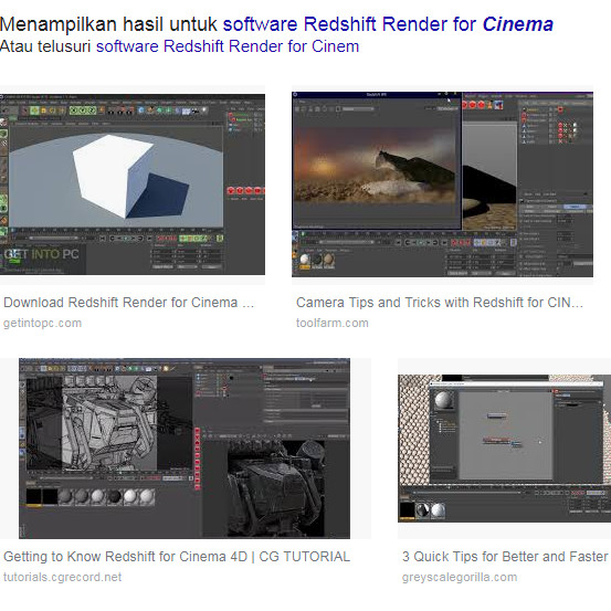Redshift 3ds Max