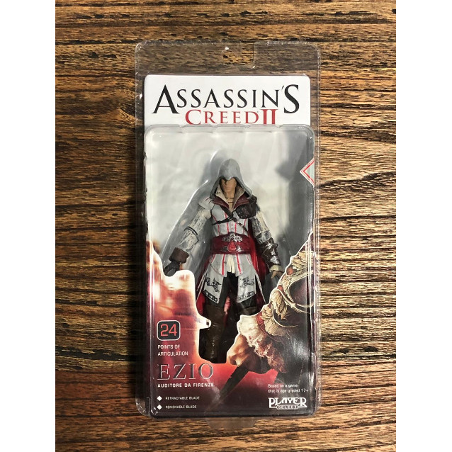 Jual Action Figure Assassin S Creed Ii Ezio Auditore Da Firenze 24