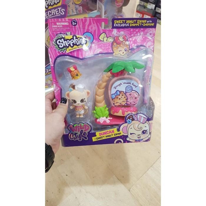 Jual Shopkins Sweet Donut Swing Mainan Masak Masakan Boneka Barbie Lucu Jakarta Barat Laris Butik Tokopedia