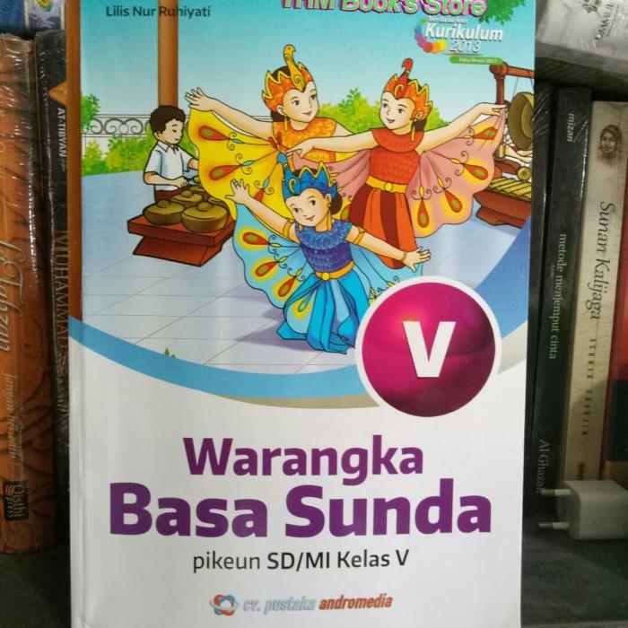 Pelajaran Bahasa Sunda Kelas 5 Sd Dunia Sekolah