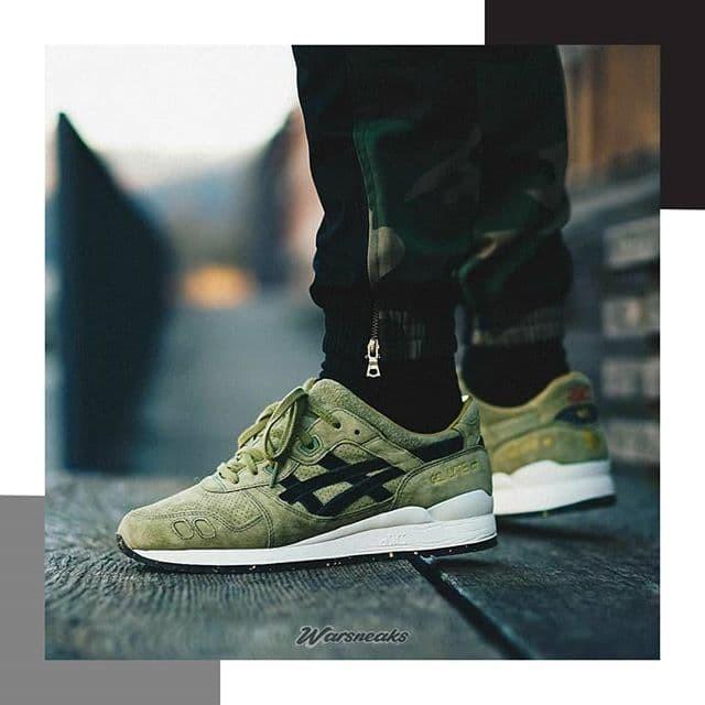 pretty nice 3fec3 007a5 Jual Sneakers Sepatu Asics Gel Lyte III X Footpatrol Squad - DKI Jakarta -  WAROENG SNEAKERS | Tokopedia