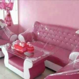 Jual Sofa Kancing Hello Kitty 211