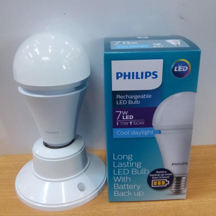Foto Produk Emergency bohlam Led 7w Philips dari Gudang Lampu 10