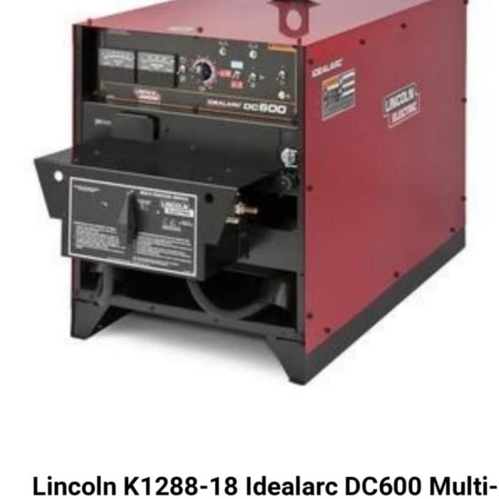 Jual Dc 600 Idearc K1288 18 Lincoln Electric Kota Makassar Baruga Indah Tokopedia