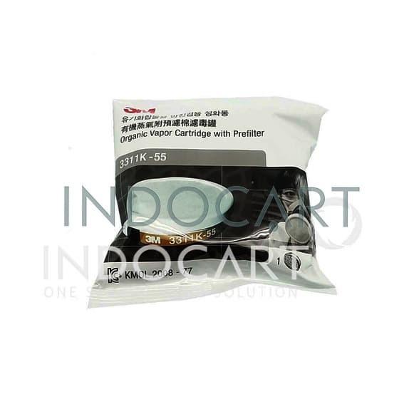 harga Cartridge filter masker 3m - 3311k 55 Tokopedia.com