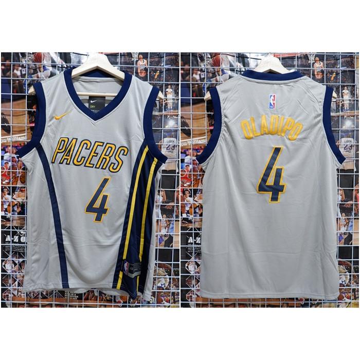 best service 224fb 9c72f Jual Jersey Swingman NBA Pacers #4 Oladipo City Edition Abu 19 - Kota Batam  - AJ Basketball Store | Tokopedia
