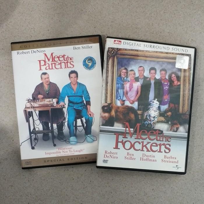 Jual Dvd Meet The Parents 2000 Meet The Fockers 2004 Kota Surabaya Ahp Store Tokopedia