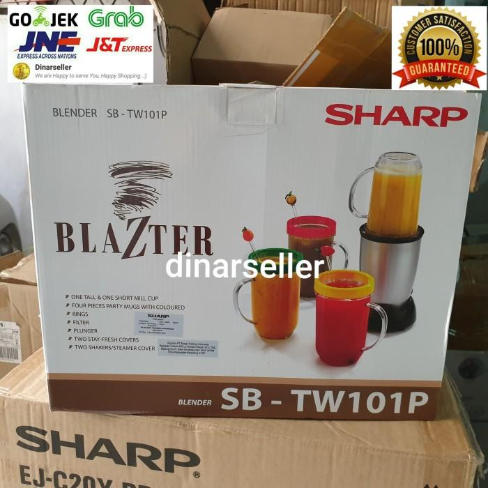 harga Blender juicer sharp blazter sb-1w101p Tokopedia.com