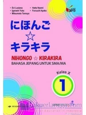 Foto Produk BUKU NIHONGO KIRA-KIRA, BAHASA JEPANG UNTUK SMA KELAS 1 K2013 ERLANGGA dari BIGBOOK SHOP
