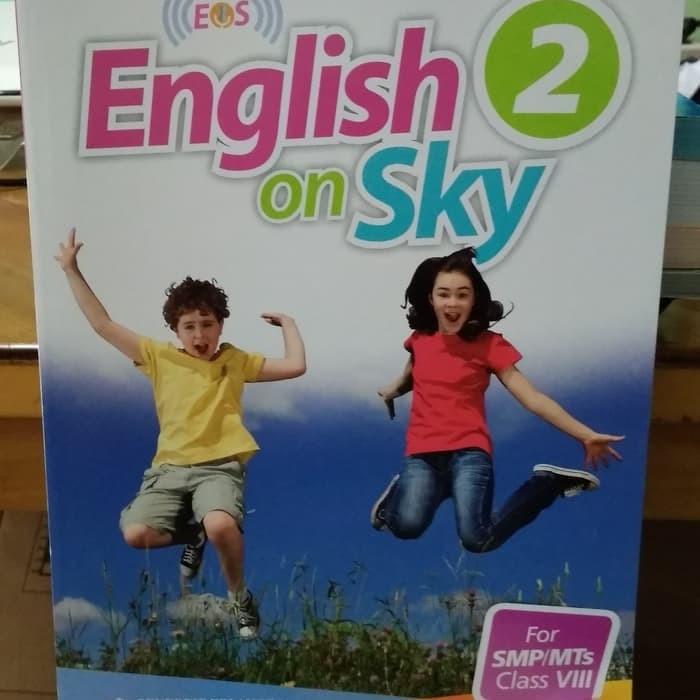 Jual English On Sky 2 For Smp Mts Kelas Viii K13n Erlangga Kota Depok Uwais Al Qarni Bookstore Tokopedia
