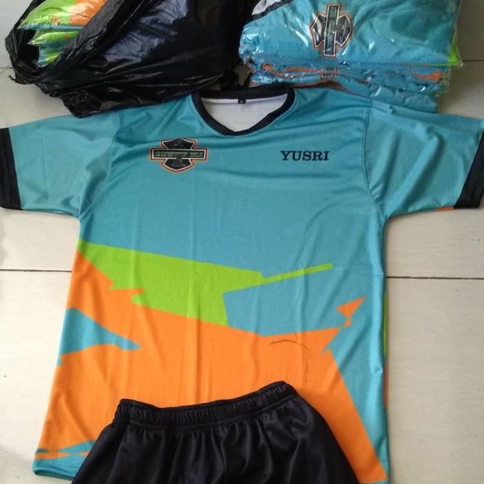 Jual custom jersey printing sublim baju gaming esport ...