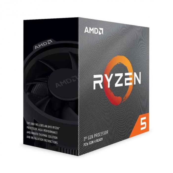 Foto Produk AMD Processor RYZEN 5 - 3600 BOX dari silicon ONE Computer