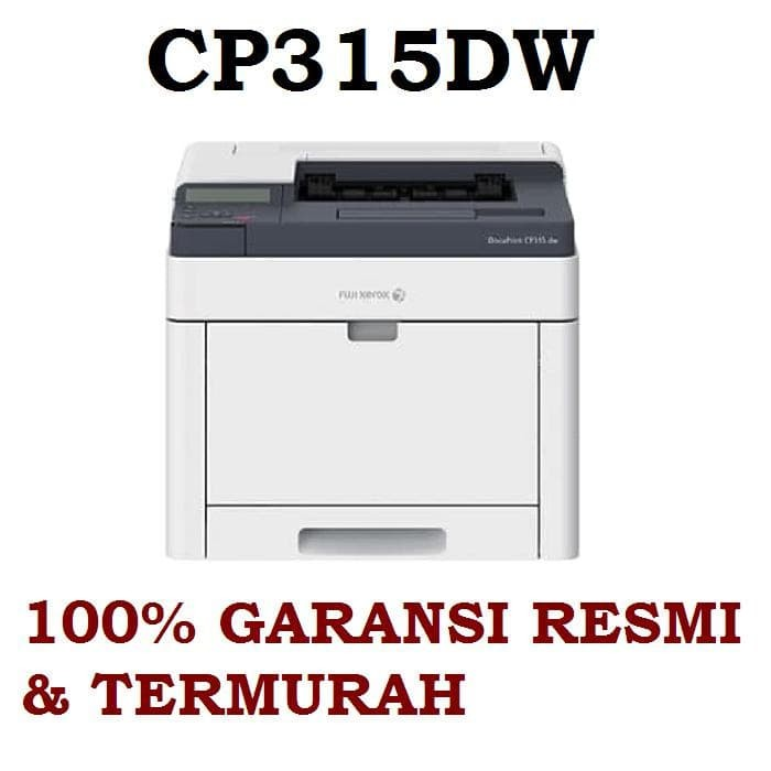 Jual Fuji Xerox Printer CP315dw / CP 315DW / CP-315DW / CP 315 - DKI  Jakarta - Taiyo Indonesia   Tokopedia