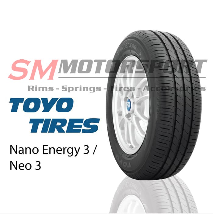 harga Ban mobil toyo nano energy 3 195-70-14 Tokopedia.com