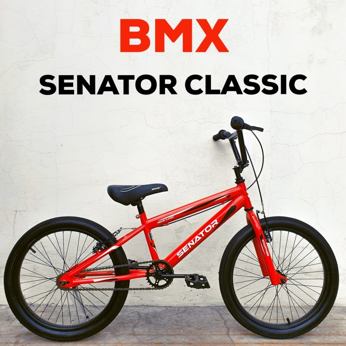 Foto Produk Sepeda BMX Senator Classic dari bikewarehouse