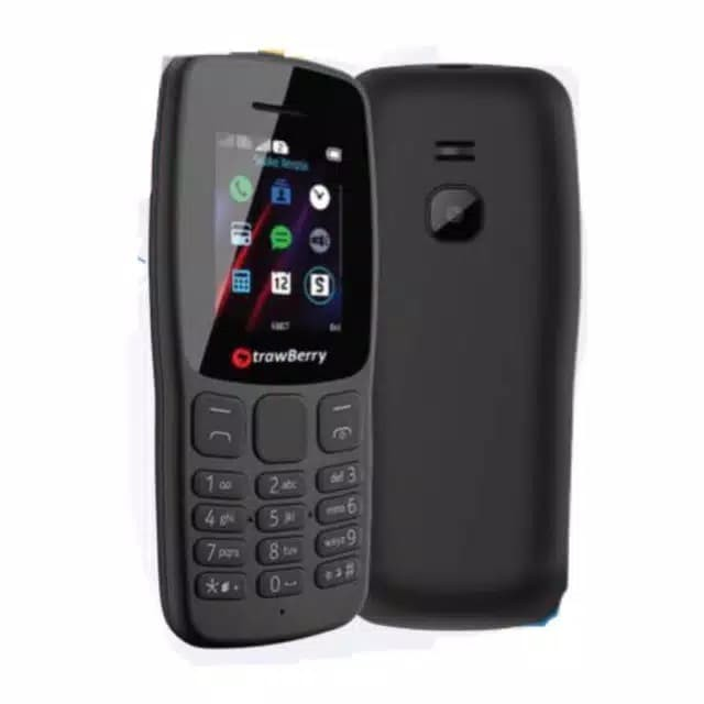 harga Strawberry s47 eddy - dual sim - camera - fm radio Tokopedia.com