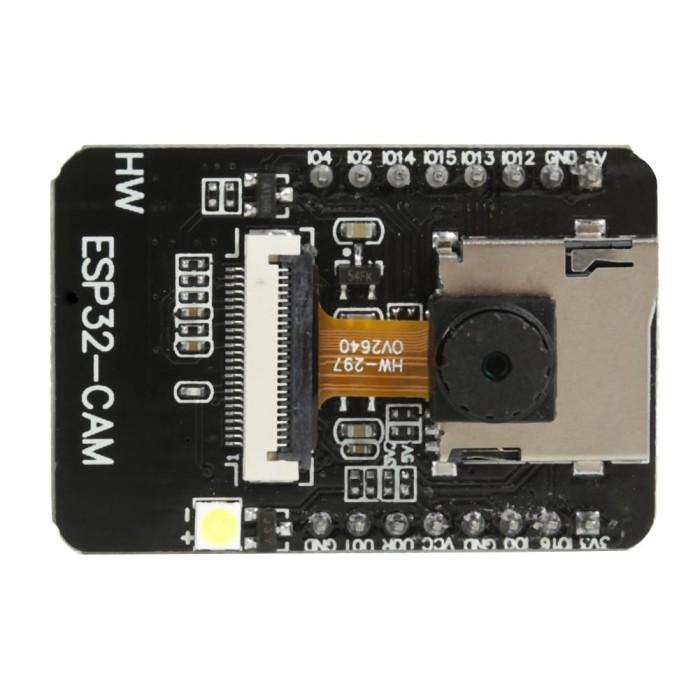 Jual puphone esp32-cam Wifi Bluetooth Module Serial to WiFi ESP32 Kamera De  - DKI Jakarta - blueberryshopp | Tokopedia