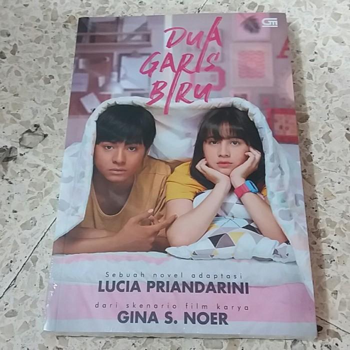 Jual Novel Dua Garis Biru Lucia Priandarini Kota Surabaya Pusat Komik Tokopedia
