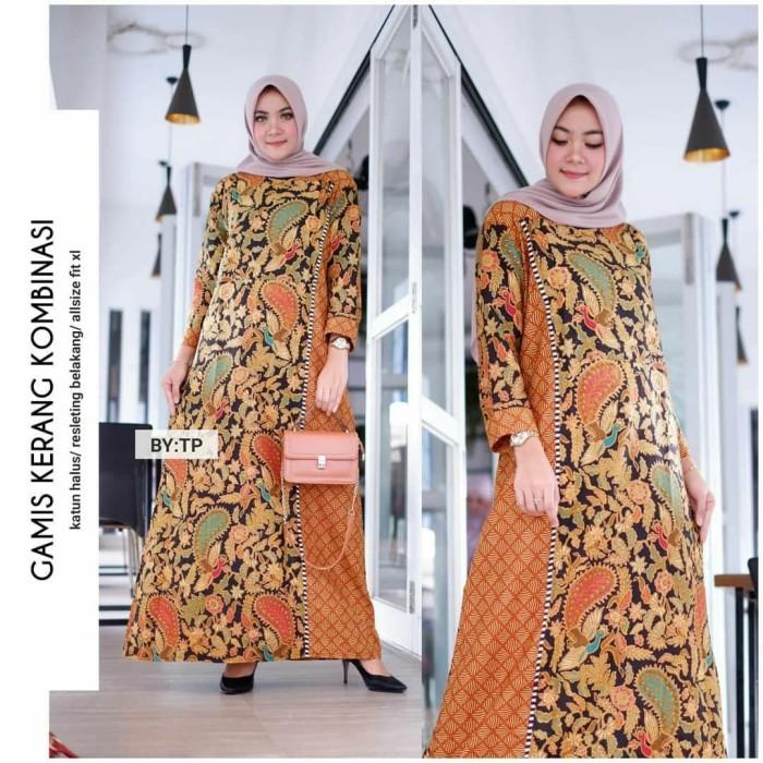 Jual Baju Gamis Batik Gamis Wanita Muslim Model Termurah Ori Termurah Kab Pekalongan Sf Colection Tokopedia