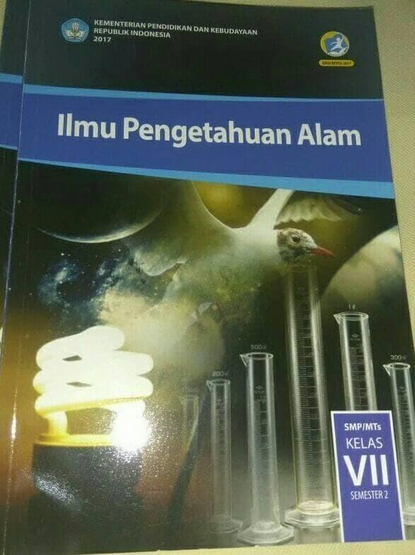 Jual St Buku Ipa Kelas 7 Smp Semester 2 Revisi 2017 Jakarta Pusat Nat Nad Tokopedia